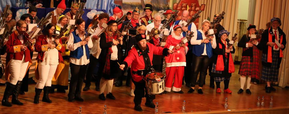Unser Trommlerpreisträger die Badner Schalmeien Philippsburg