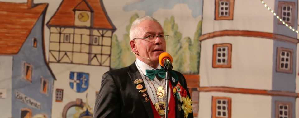 Trommlerpreisträger Gerd Brömser