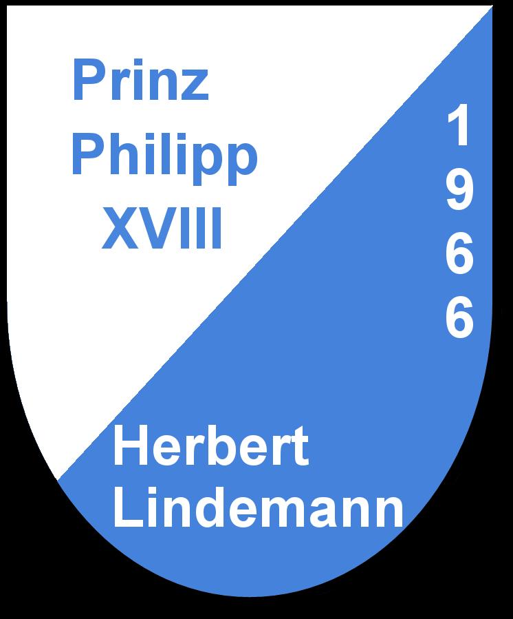 Prinz Philipp XVIII Herbert Lindemann