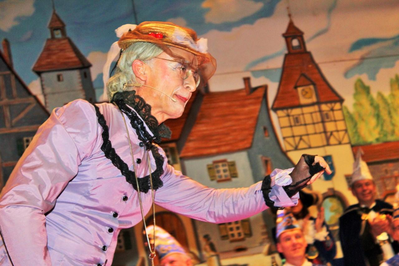 Fräulein Baummann